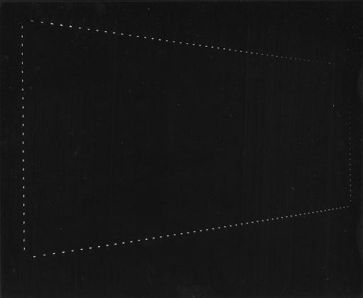 Lucio Fontana, Ambiente spaziale, 1966. Installation view at Walker Art Center, Minneapolis. Photo Eric Sutherland. Courtesy Walker Art Center, Minneapolis © Fondazione Lucio Fontana, Milano