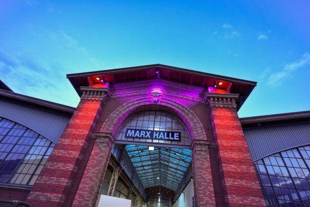 Marx Halle. Photo © viennacontemporary, H.J. Kamerbeek