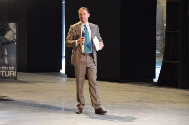 Massimo Lapucci, direttore generale di OGR (c) Artribune