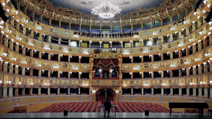 Michele Spanghero, Monologue Lyric Opera Chicago, video still