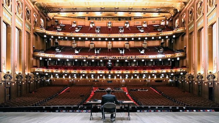 Michele Spanghero, Monologue Lyric Opera Chicago, videostill