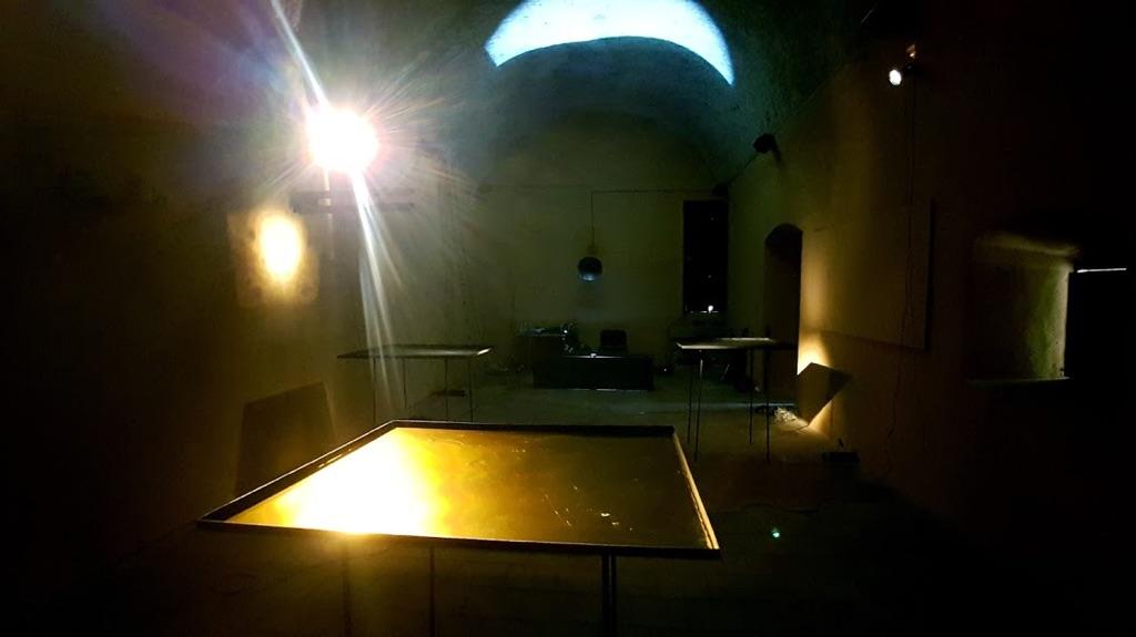 Mikel Arce, El aire, la luz, la tierra, el agua...sussuran. Museo Vostell Malpartida