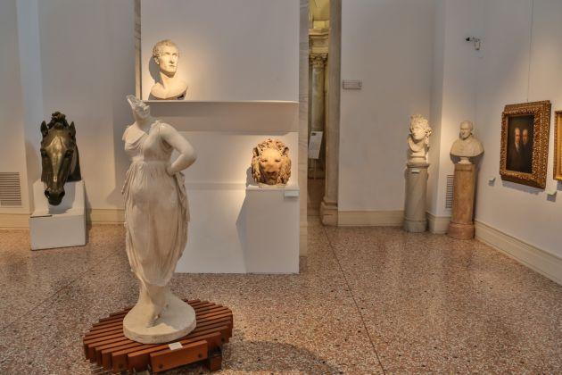 Museo Civico, Bassano del Grappa, salone canoviano