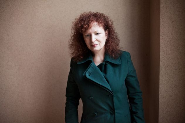 Nan Goldin. Photo Christine Fenzl
