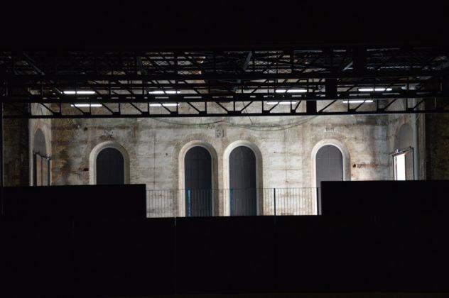 OGR Torino, 6 settembre 2017. Visita al cantiere (c) Artribune