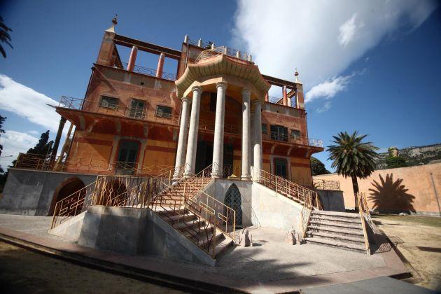 Palermo 3092013 ( FOTO PETYX PALERMO) nella foto: palazzina cinese