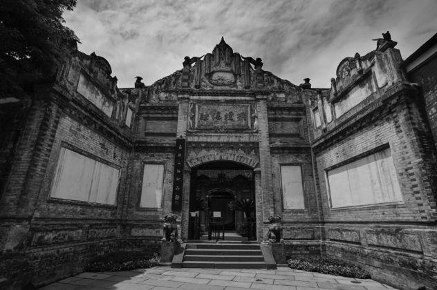 Palazzo di Liu Wenhui