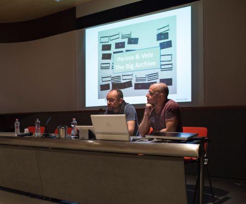 Perino & Vele, The Big Archive. Elica, Fabriano 2017. Photo Vittorio d'Onofrio