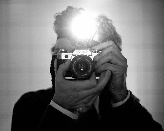Peter Miller, Selfportrait (with Headlamp), 2009, ® Peter Miller (1200x960)