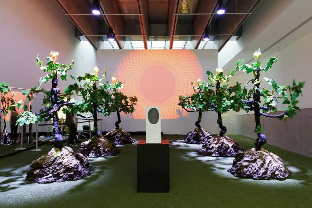 Piero Gilardi. Nature Forever. Exhibition view at Museo MAXXI, Roma 2017