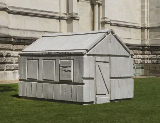 Rachel Whiteread, Chicken Shed, 2017. © Rachel Whiteread. Photo © Tate