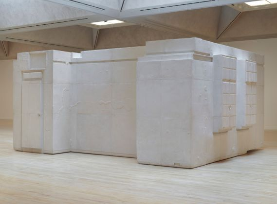 Rachel Whiteread, Untitled (Room 101), 2003. Centre Pompidou, Parigis © Rachel Whiteread. Photo © Tate