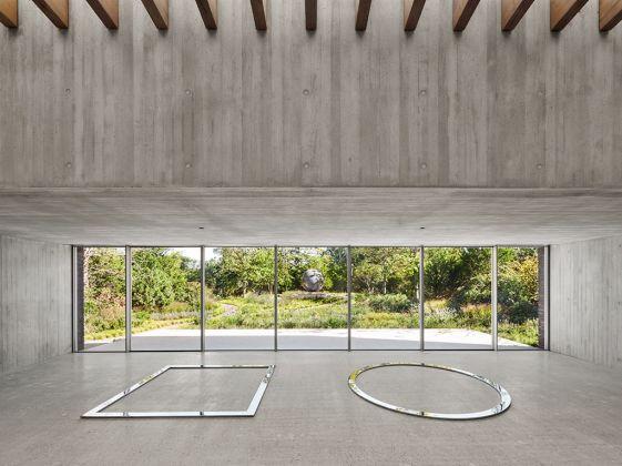 Richard Gluckman, De Maria Pavilion. Photo © Nikolas Koenig