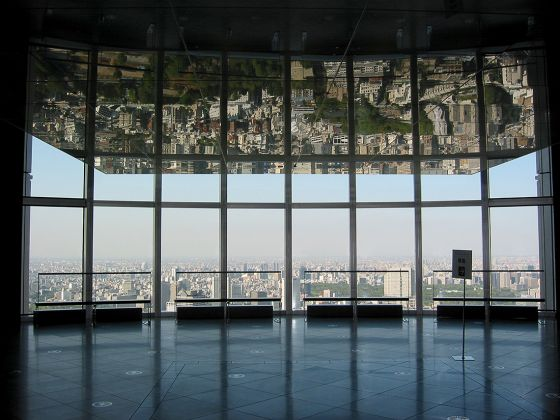 Richard Gluckman, Mori Art Center, Tokyo. Photo © Taro Narahara
