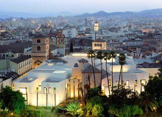 Richard Gluckman, Museum Picass, Malaga. Photo © David Heald