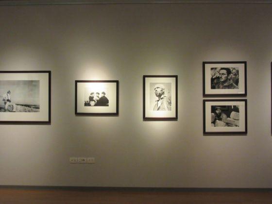 Robert Capa. Retrospective. Exhibition view at Museo Civico di Bassano del Grappa, 2017