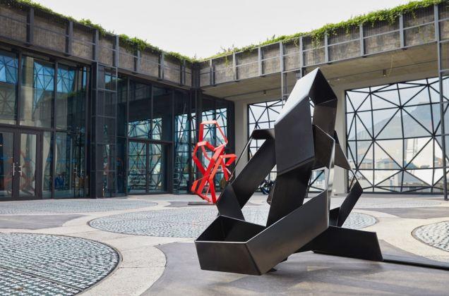 Sculpture Garden. Zeitz MOCAA, Cape Town
