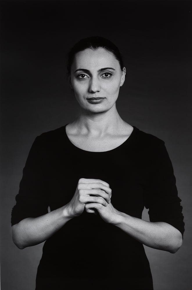 Shirin Neshat, Sabina H., 2015, dalla serie The Home of my Eyes