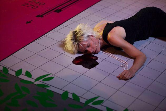 Short Theatre 2017. Motus, Über Raffiche (nude expanded version). Photo Carolina Farina