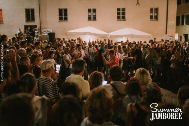 Summer Jamboree 2017. Balli in strada, photo Guido Calamosca