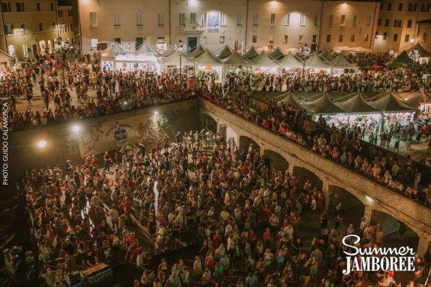 Summer Jamboree 2017. La Rocca, photo Guido Calamosca
