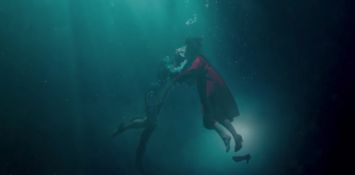 The Shape of Water, Guillermo del Toro