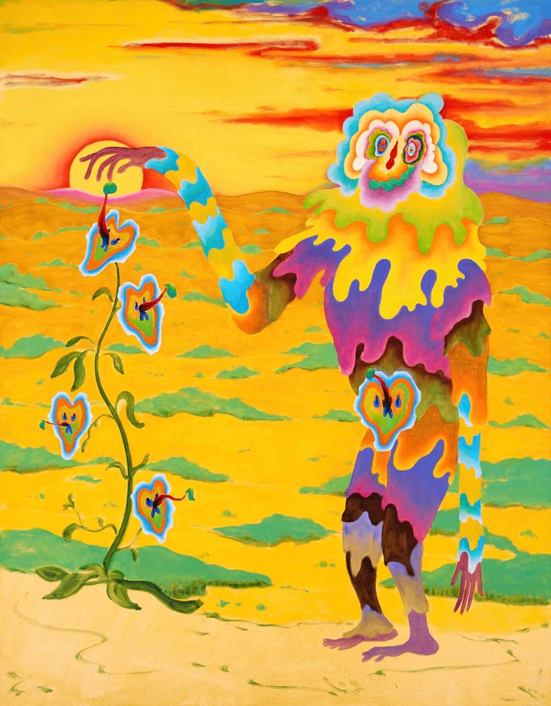 Uwe Henneken, Awarer, 2015, Courtesy of the artist and Pippy Houldsworth Gallery, London