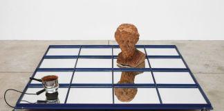 Vettor Pisani, Quadrato Magico, 2004. Cardi Gallery, Milano 2017. Photo Bruno Bani. Courtesy Fondazione Morra, Napoli e Cardi Gallery, Milano Londra