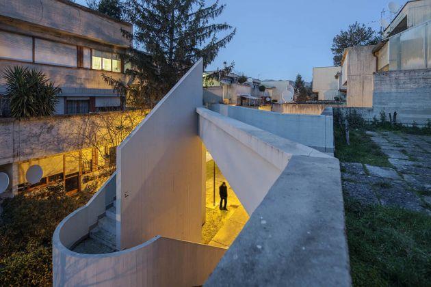 Villaggio Matteotti, Terni, 8 febbraio 2013, ore 19,21. Photo © Fabio Mantovani