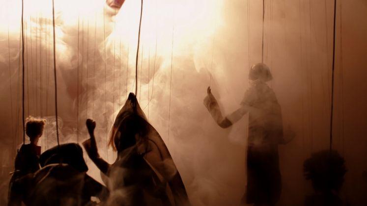Wael Shawky, Cabaret Crusades. The Path to Cairo, 2012