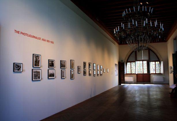 Werner Bischof. Fotografie 1934-1954. Exhibition view at Casa dei Tre Oci, Venezia 2017