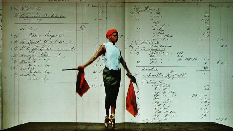 William Kentridge, Notes Towards a Model Opera, 2015