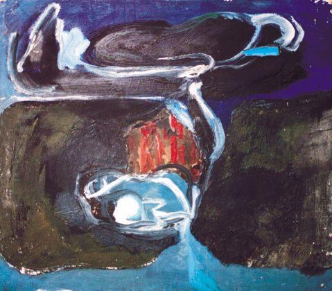 Wolf Vostell, Transmigración 1958