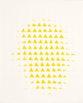 Wolfgang Laib, Senza titolo, 2003. Collezione privata © 2017, ProLitteris, Zürich