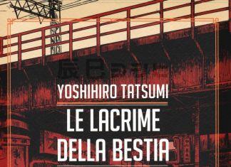 Yoshihiro Tatsumi, Le lacrime della bestia (Coconino Press, 2017). Copertina