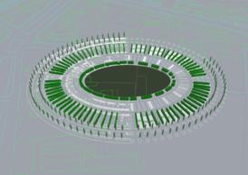 Amphitheatrum naturae, progetto ph. Soprintendenza archeologica delle belle arti e del paesaggio