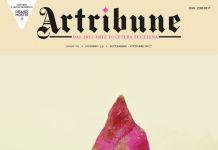 Artribune magazine n.39 - cover