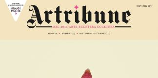 Artribune magazine n.39 - cover