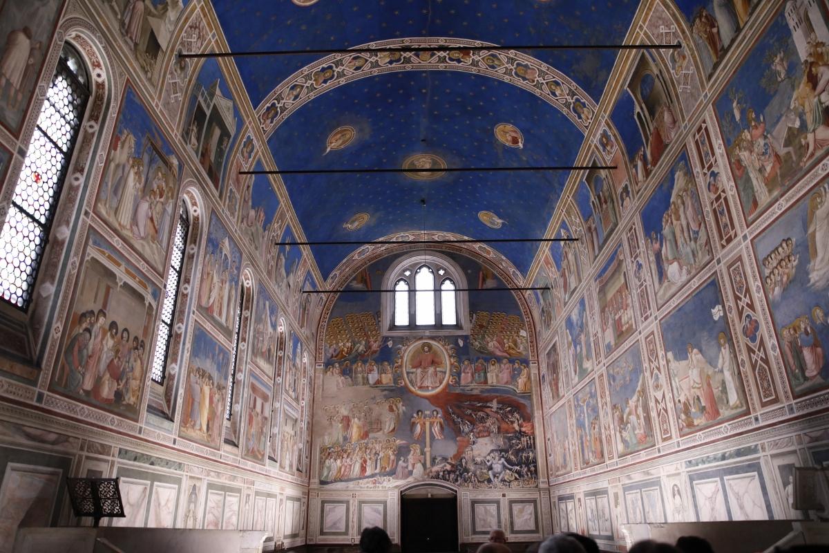 iGuzzini, Cappella degli Scrovegni, Padova