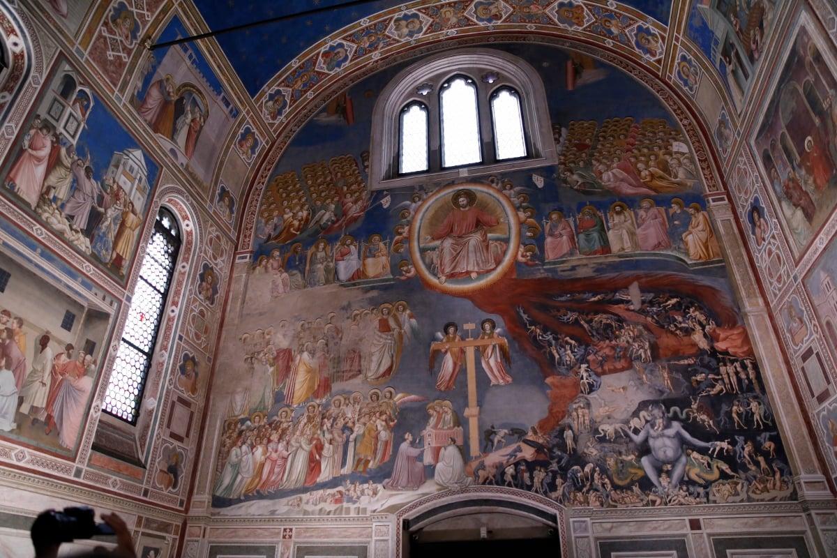 Nuova illuminazione per cappella degli scrovegni artribune