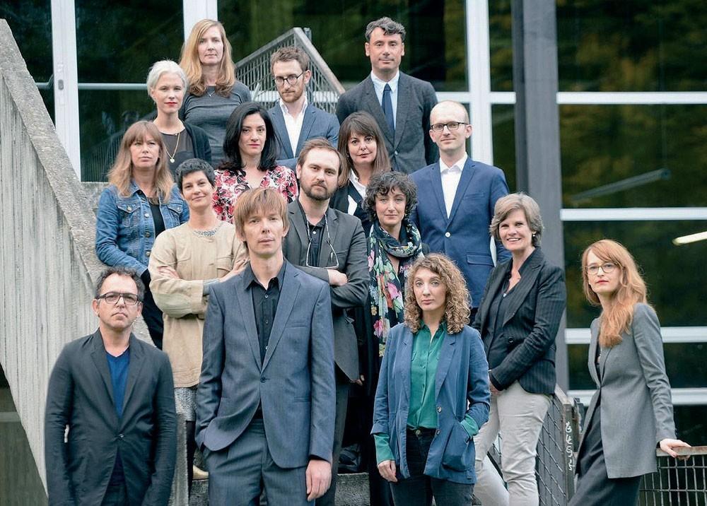 Il team di documenta 14