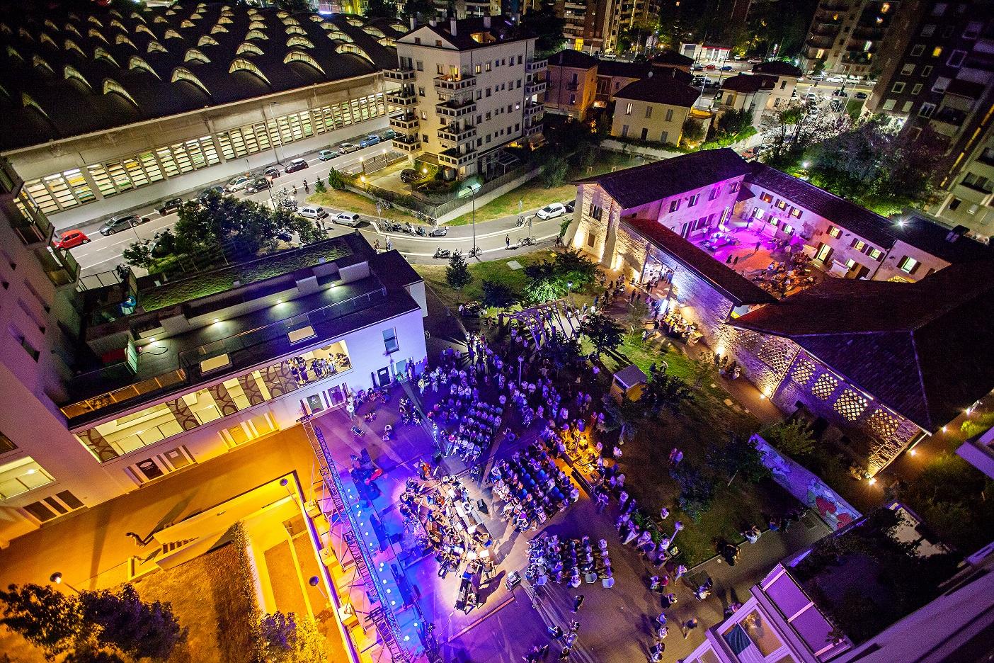 Mare culturale urbano in Cascina Torrette - ph Luca Chiaudano