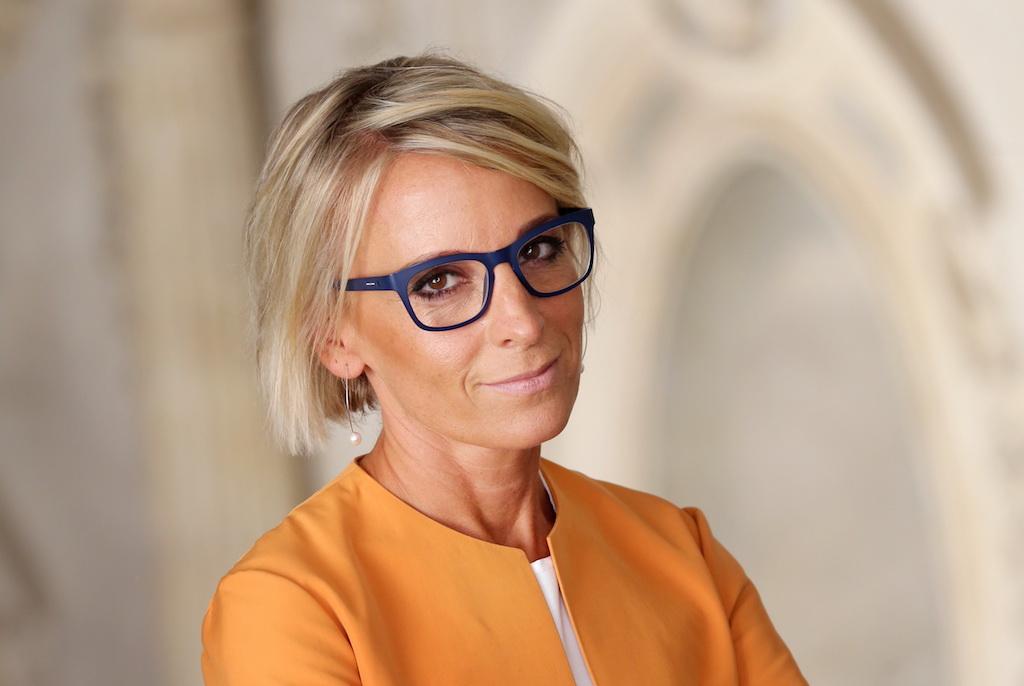 Sarah Cosulich ph. Michele D'Ottavio