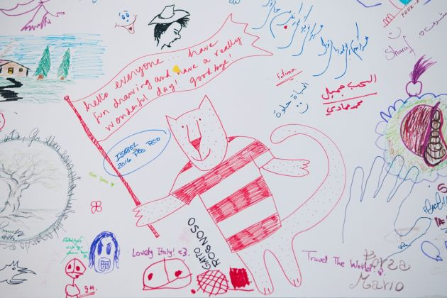 The Big Draw, ph ZepStudio