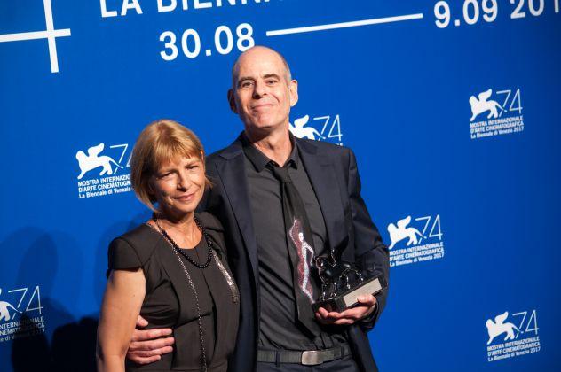 Venezia 74 ph Irene Fanizza, Leone d'argento, gran premio della giuria, Foxtrot Samuel Maoz
