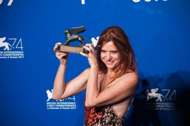 Venezia 74 ph Irene Fanizza, Miglior Film Orizzonti, Susanna Nicchiarelli
