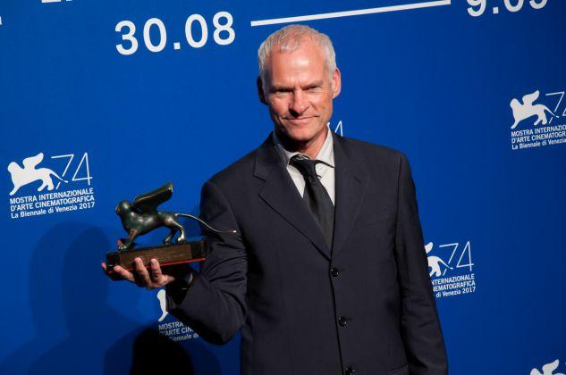 Venezia 74, ph Irene Fanizza_miglior sceneggiatura Martin McDonagh