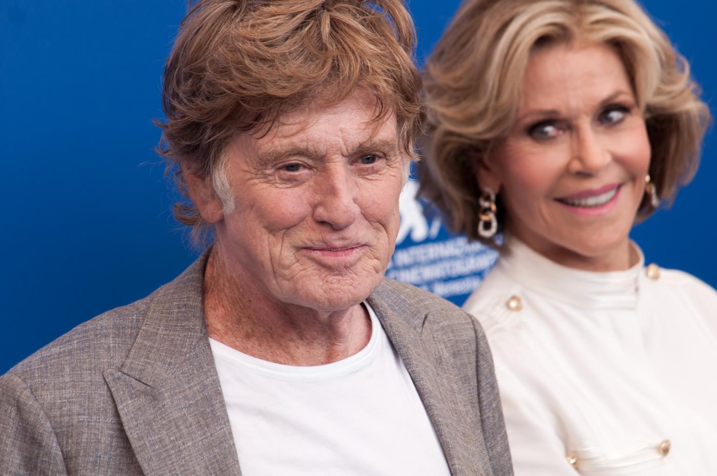 Venezia 74- Jane Fonda e Robert Redford ph. Irene Fanizza