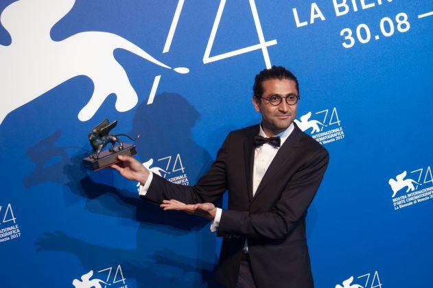Venezia 74 ph. Irene Fanizza, premio Orizzonti milgior sceneggiatura, Alireza Khatami
