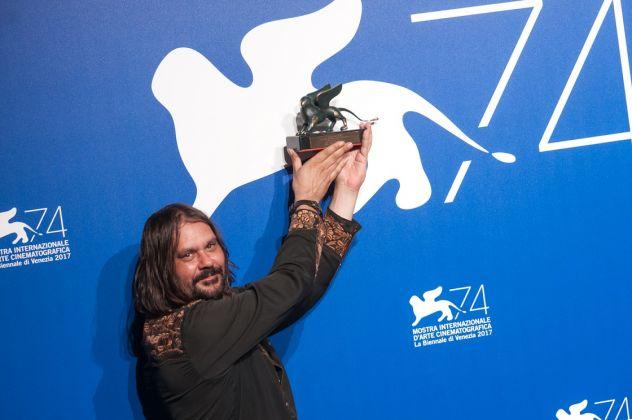 Venezia 74, ph Irene Fanizza_premio speciale della giuria Warwick Thornton